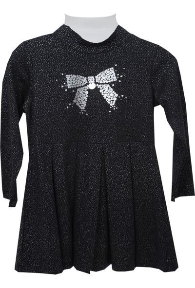 Zeyland Kız Çocuk Siyah Elbise 72M2Krz36
