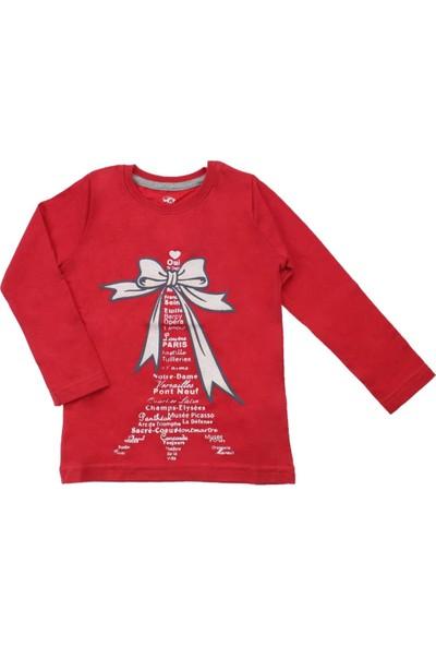 Modakids Wonder Kids Kız Çocuk Uzun Kol Tshirt 010-2300-002