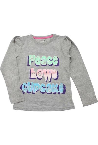 Modakids Wonder Kids Kız Çocuk Uzun Kol Tshirt 010-2501-011