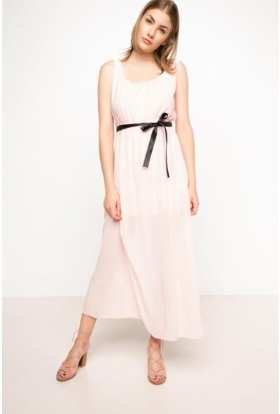 Defacto Askılı Uzun Elbise H9796Az17Hspn368