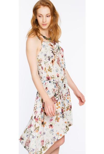 Bexy Bolzano Çiçek Desenli Viskon Elbise