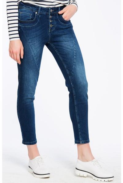 Bexy Lombardia Mavi Kot Pantolon