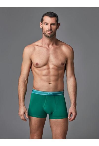 Dagi Erkek Boxer Yeşil
