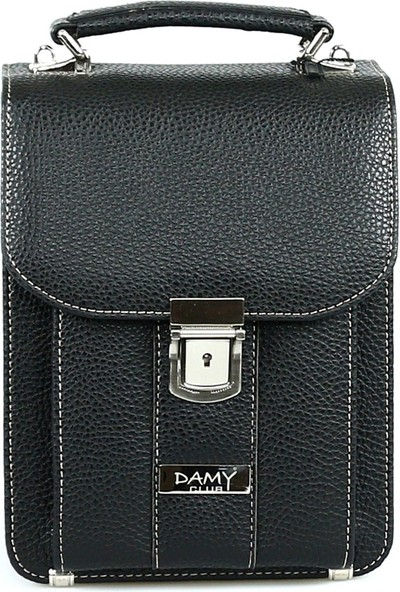 Damy Club 02007 Erkek El Çantası Siyah
