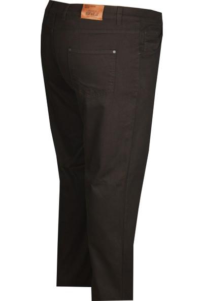Fala Jeans Büyük Beden Kot Pantolon Siyah