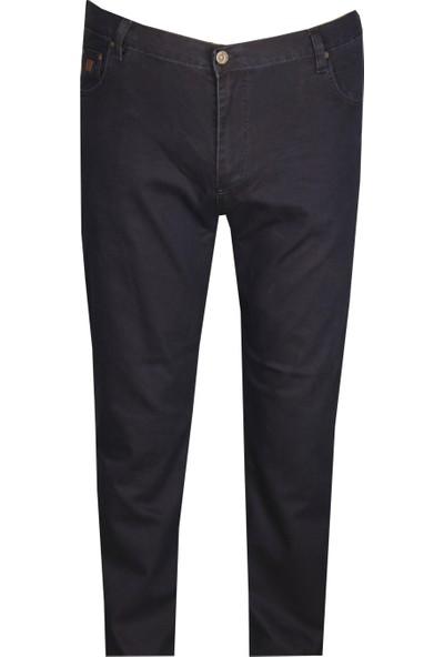Fala Jeans Büyük Beden Kot Pantolon Lacivert