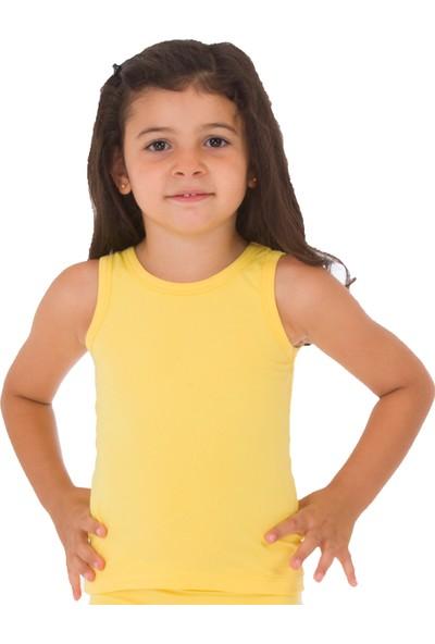 TheDON Sarı Kız Çocuk Supreme Atlet