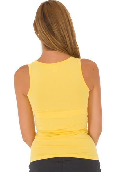 TheDON Sarı Kadın Supreme Atlet