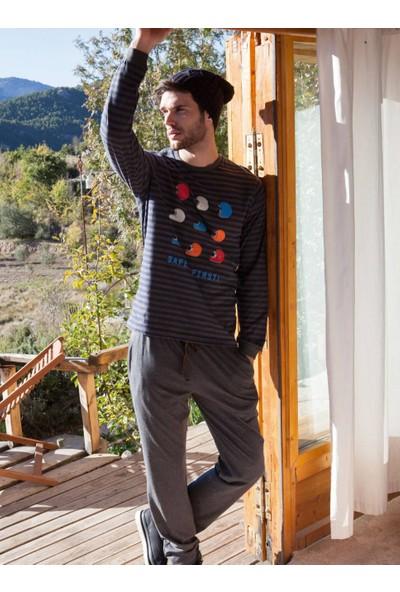 Ayyıldız 50277 Uzun Kollu Pijama Takımı