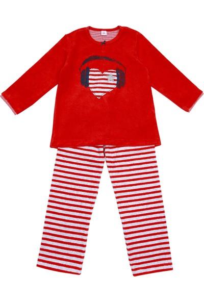 Kanz Kız Çocuk 152-5335 Pijama Takım