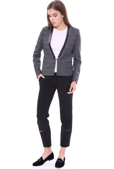Claudine Pierrelot Kadın Ceket Gri