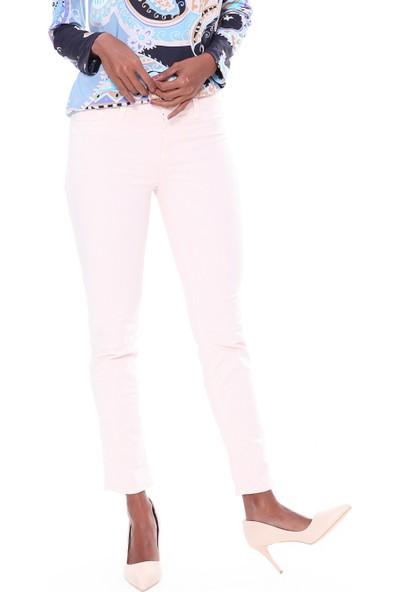 J Brand Kadın Jean Pantolon Pembe