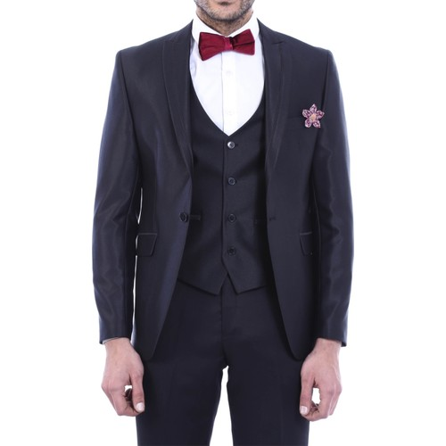 Wss Wessi Yelekli Damatlık Takım Elbise