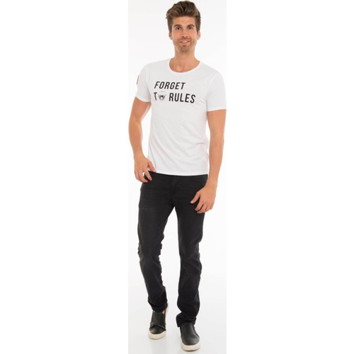 Collezione Erkek T-Shirt Kısa Kol Rains