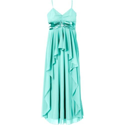 bonprix Yeşil Maxi Elbise