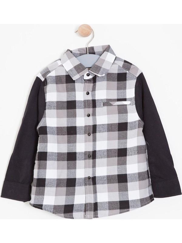 Soobe Erkek Çocuk Uzun Kol Gömlek