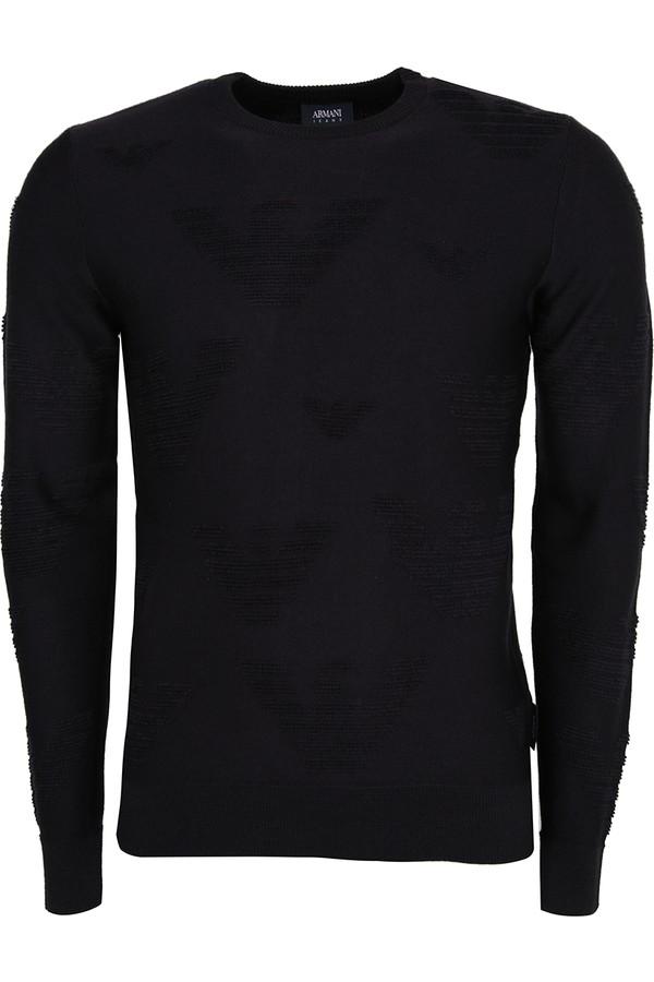 Armani Jeans Men's Sweater 6y6md16mfkz