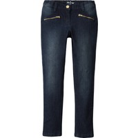 John Baner Jeanswear Kız Çocuk Mavi Süs Cepli Skinny Jean Pantolon