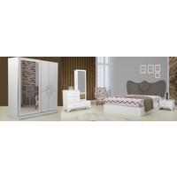 Bella Yatak Odası Beyaz