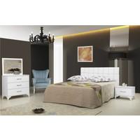 Sedef Yatak Odası Beyaz