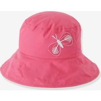 Vertbaudet Kız Çocuk Çift Taraflı Şapka 51 - 52 cm