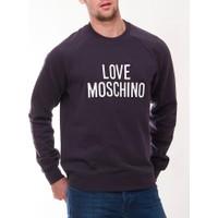 Moschino Mm102 Erkek Mor Sweatshirt