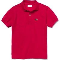 Lacoste Erkek Çocuk Polo T-Shirt PJ2909.F3W