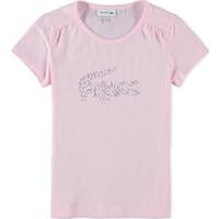 Lacoste Kız Çocuk T-Shirt TJ9739.VR8