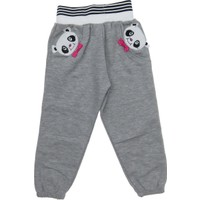 Beray Kız Çocuk Panda Baskılı Alt