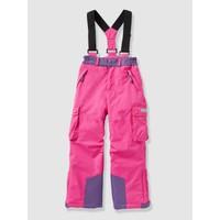 Vertbaudet Kız Çocuk Pembe Kayak Pantolonu