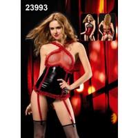 Erotica Lame File Jartiyer Takım 23993
