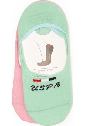 U.S. Polo Assn. Faliciaiy7 Çorap