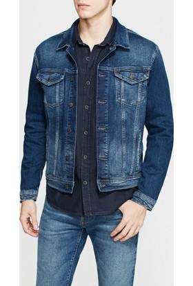 Mavi Frank Mavi Black Jean Ceket