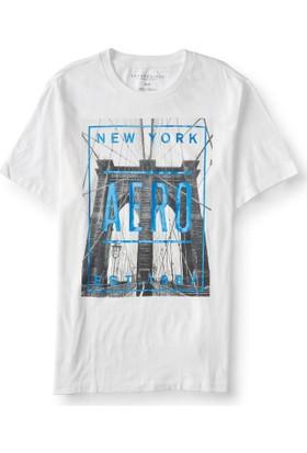 Aeropostale Grafik Desenli T-Shirt