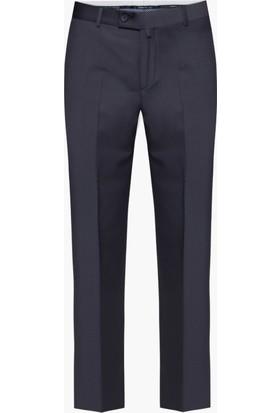 Hateko Klasik Kesim Altınyıldız Füme Yün Kumaş Pantolon