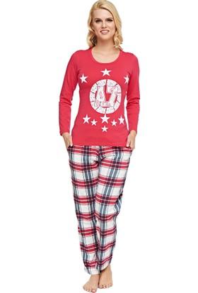Pijama Takımı - Pembe - Dünya Yıldızı