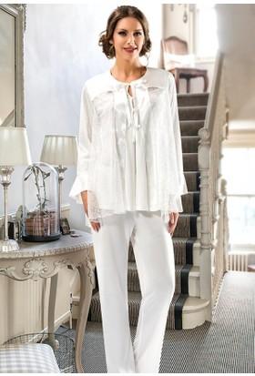 X-Ses Bayan 3'Lü Pijama Takım 2175