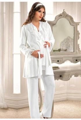 X-Ses Lohusa 3'Lü Pijama Takım 2190