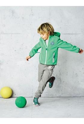 Vertbaudet Erkek Çocuk Açık Yeşil Yağmurluk