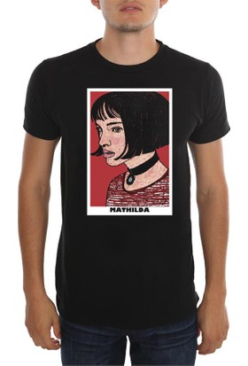 Köstebek Mathilda Portre Erkek T-Shirt