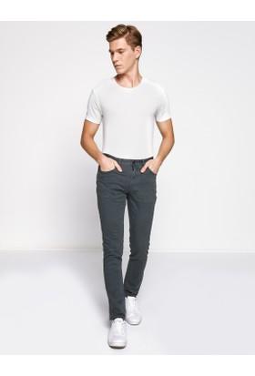 Koton Erkek Skinny Pantolon Yeşil