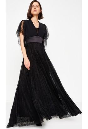 Koton Kadın Elbise Siyah (Dilek Hanif for Koton)