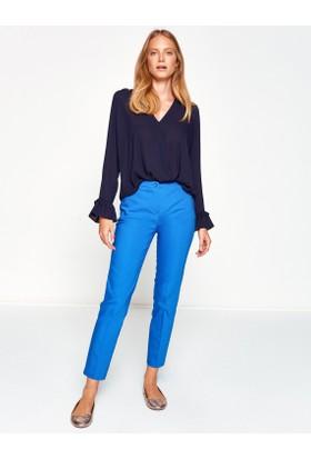 Koton Kadın Pantolon Mavi