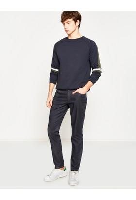 Koton Erkek Cep Detaylı Pantolon Gri