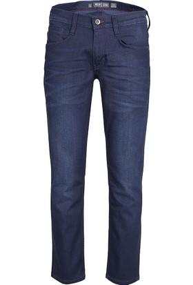 Mustang Jeans Erkek Kot Pantolon Lacivert 01M00092084