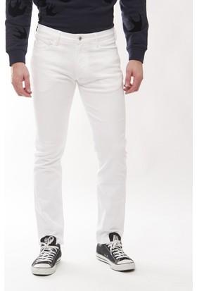 Armani Jeans Ajm04 Erkek Beyaz Jean