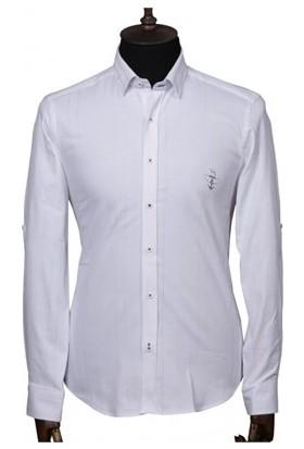 Morven Troy Spor Gömlek