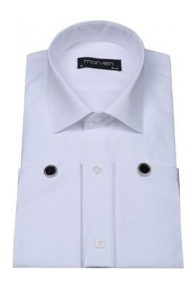 Morven Elegance Manşetli Gömlek