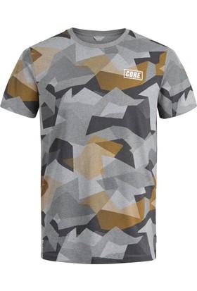 Jack & Jones T-Shirt Jcodian Ss Crew Neck 12129673-LGM