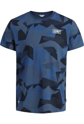 Jack & Jones T-Shirt Jcodian Ss Crew Neck 12129673-SEA